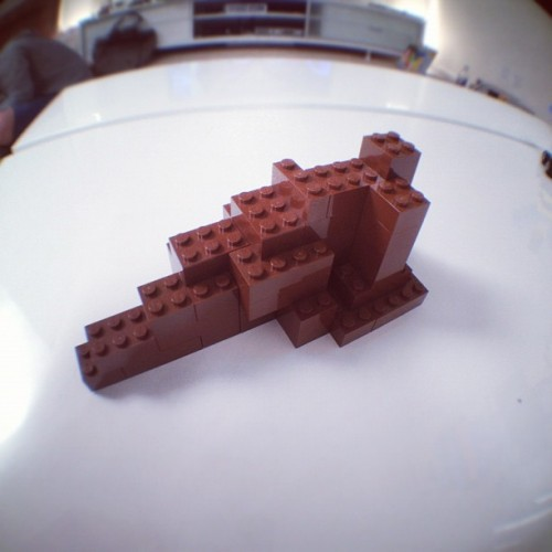 LEGO poop. (Taken with Instagram)