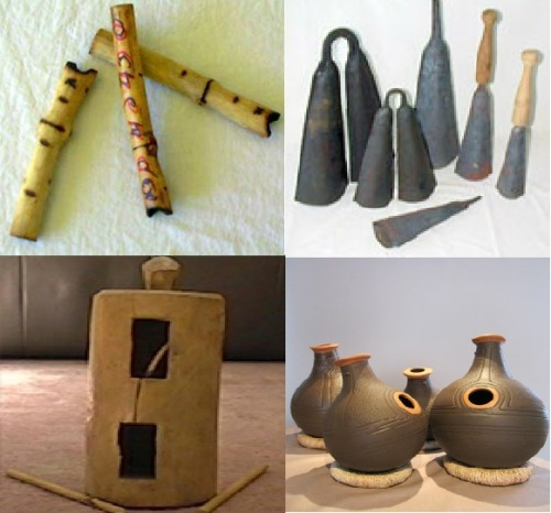 beautifullyonyx:  Igbo instruments