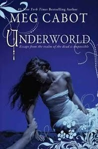 "Currently reading: Underworld by Meg Cabot. Borrowed this one from the library since its predecessor, Abandon, severely underwhelmed me. It looks as though Underworld is set to do the same, with a side order of rage and eye rolling, because John/Pierce continues to be a hilariously unhealthy relationship. Barely 50 pages in and we've already got John guilting Pierce for, you know, BEING REASONABLY PISSED OFF that he ""forgot"" to mention that oh so fun rule about not eating food in the Underworld if you don't want to be STUCK THERE FOREVER. Gaaaah. Meg Cabot, I expect better from you. If you destroy Heather Wells this way I will be SO MAD."