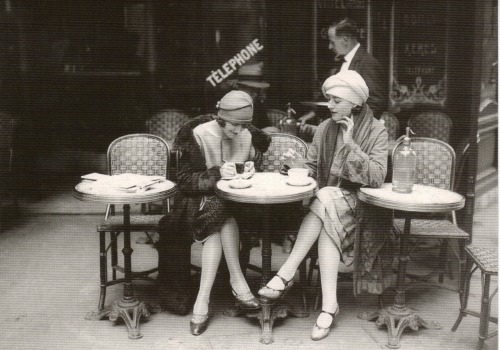 paris in the 1920s tho