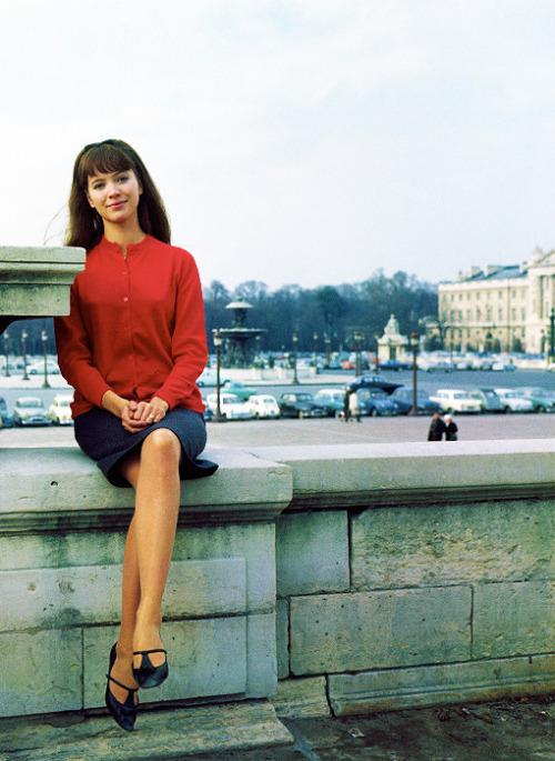 Anna Karina, C.1960's