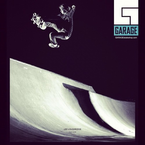 New @garageskateshop ad in @skateboardmag check it out and visit www.garageskateshop.com to pick up the best in #skate #sneakers #clothing (Taken with Instagram)