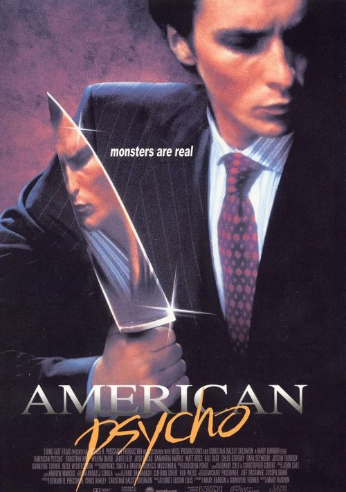the-final-horcrux:  365 Films Challenge - June 10th. American Psycho