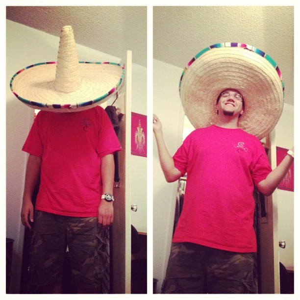#sombrero (Taken with Instagram)