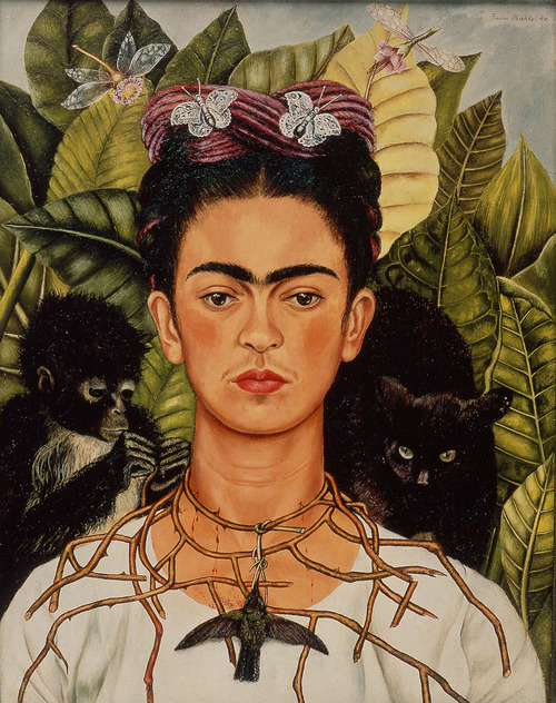 Will always be my favourite piece by Frida Kahlo.