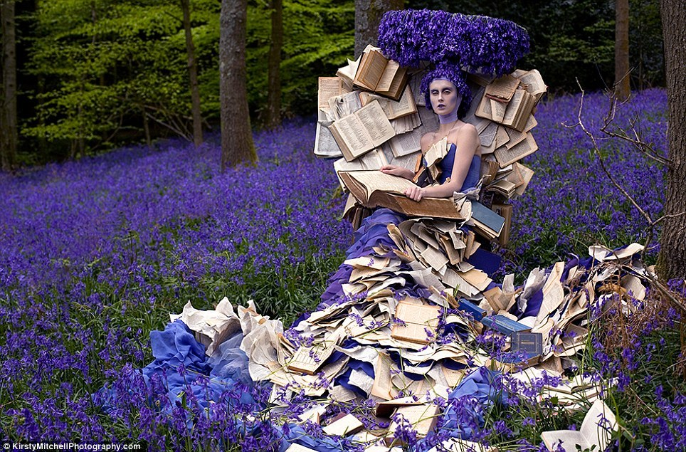 cynthiaraeshop:  © Kirsty Mitchell Photography.
