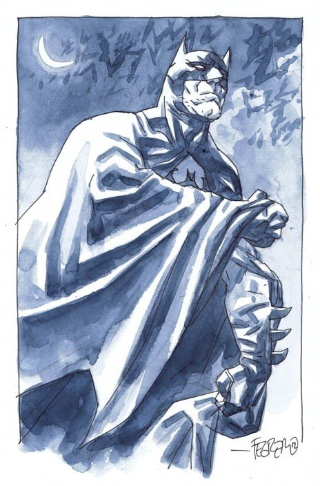 Batman by Duncan Fegredo