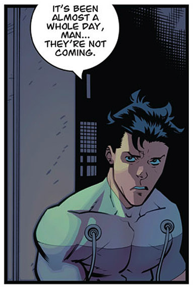 invincible just has such great art