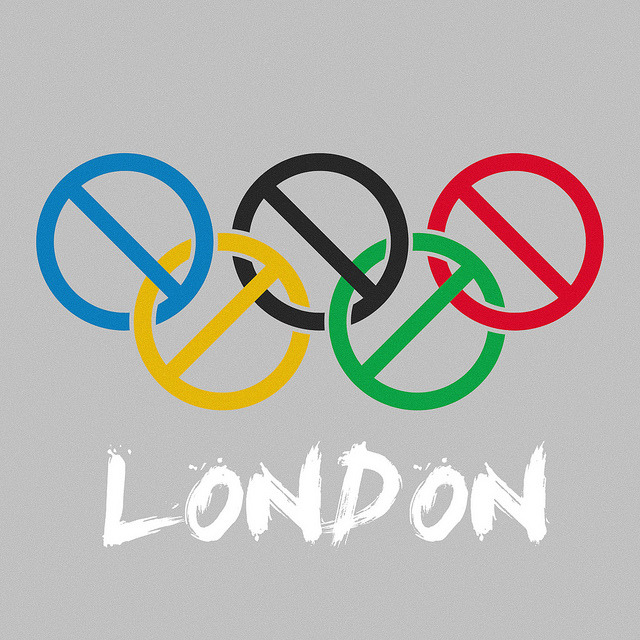 1984 London Olympics by Tiger Pixel on Flickr.