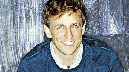 Watching SNL always reignites my boner for Seth Meyers.