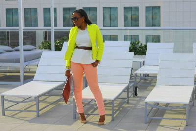 blackfashion:  Pastel + Neon _________________________ Blackfashion on FacebookTwitter @blackFashionbyj