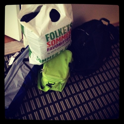 Going camping with my class ! #lol  (Taken with Instagram)