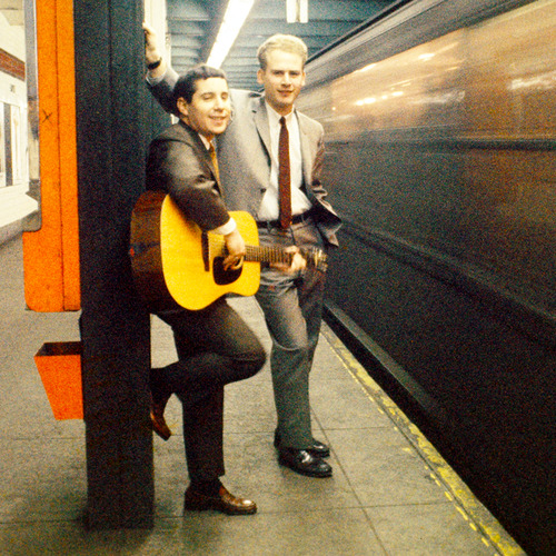 theswinginsixties:  Simon & Garfunkel