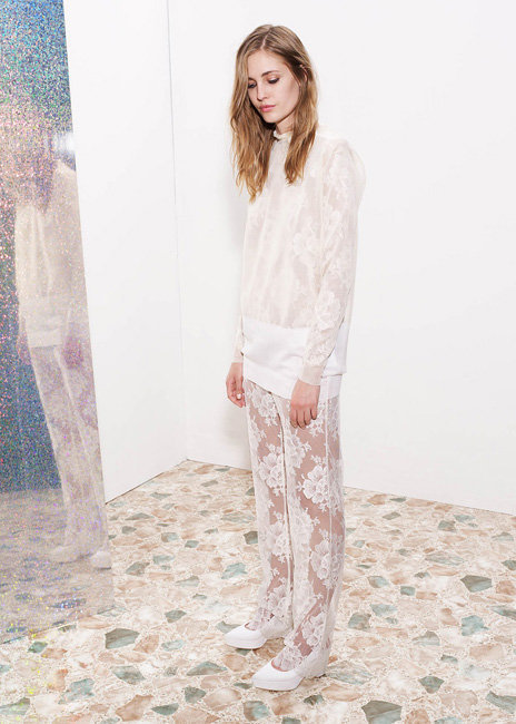 oystermag:  Stella McCartney Resort 2013 Lookbook