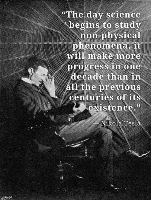 Tesla, Man Out of Time