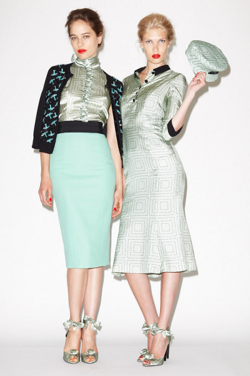 L'Wren Scott resort 2013