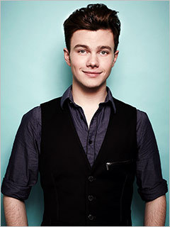 tvshowsmix:  Chris Colfer (Kurt Hummel in Glee)