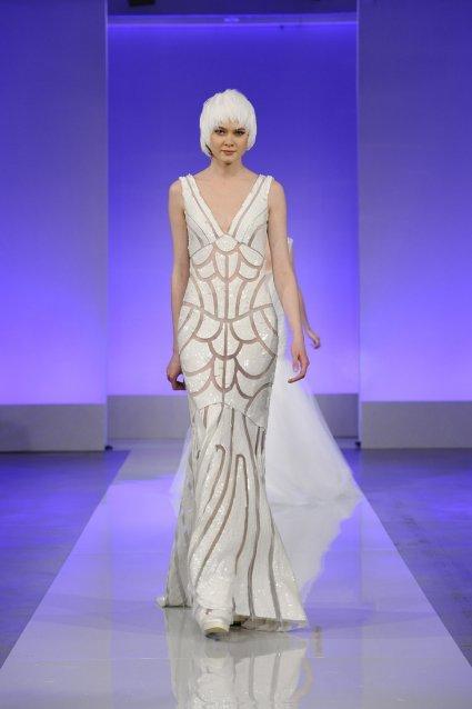 robe de mariée Cymbeline 2013