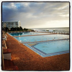 This place is gorgeous!! Welcome to the seaside! #beach#sea#swimmingpool#cool#followback#instalove#instahub#instafame#instahub#followback#iphoneisa#igers#iphoneonly  (Taken with Instagram)