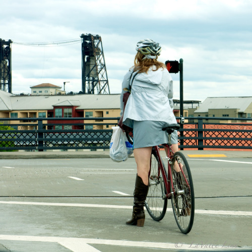 pedalfar:  Portland Cycling Commuter (via LaValle PDX)