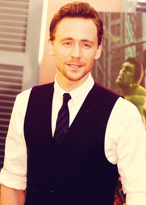 25 Favorite Famous People (in no particular order): 4. Tom Hiddleston  prettymenyay