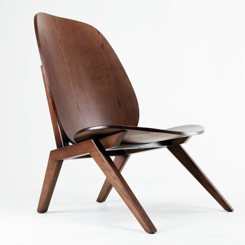 designtraveller:  Lounge Chair by Minwoo Lee
