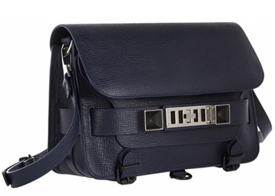【PROENZA SCHOULER PS11 NAVY LEATHER】 BAGAHOLICBOY 详情
