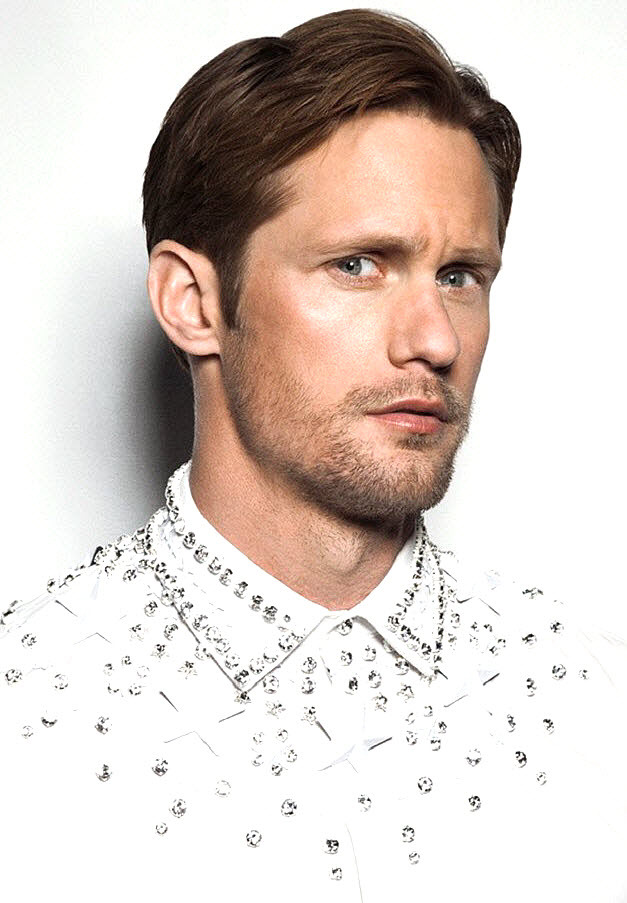 "santress:  Another outtake from Alexander Skarsgard's Bullett Magazine photo shoot (Spring 2012, ""The Sin"" issue). (Source:  1plus1mgmt.com, Photo credit:  Tim Barber)"