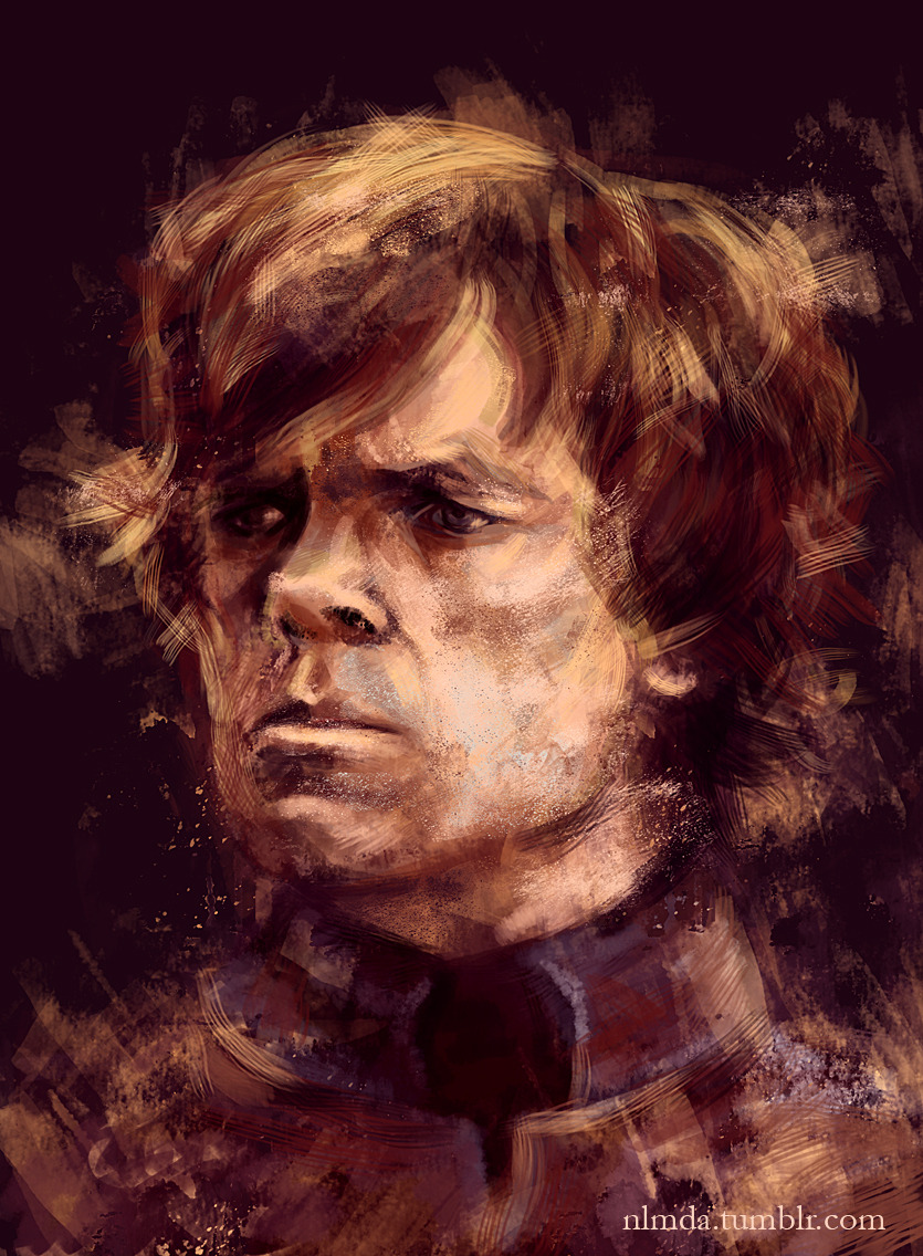 chriseminemery:  Tyrion Lannister by ~ladyVimes