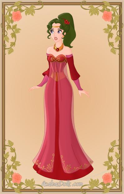 magitekbrats:  Because I have nothing better to do than make Disney prinsess dress designs for an old Final Fantasy character at seven in the morning. *facepalm* Llealy, I hope you're happy.   I did it first %D