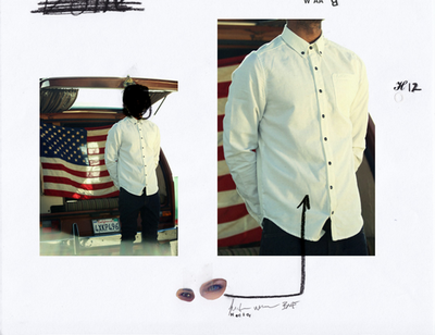 WAAR / We Are All Runts - Holiday 2012 Lookbook | Anchor Division