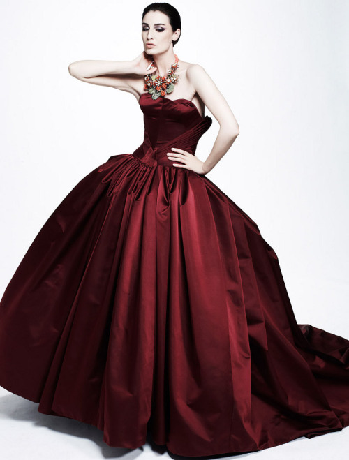 dustjacketattic:  zac posen resort 2013