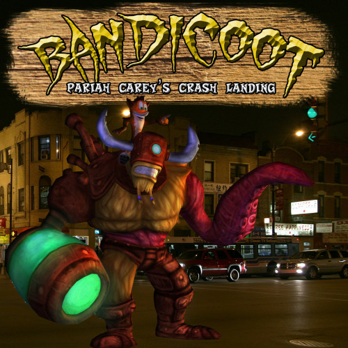 The Parallax View - Bandicoot (Pariah Carey's Crash Landing)