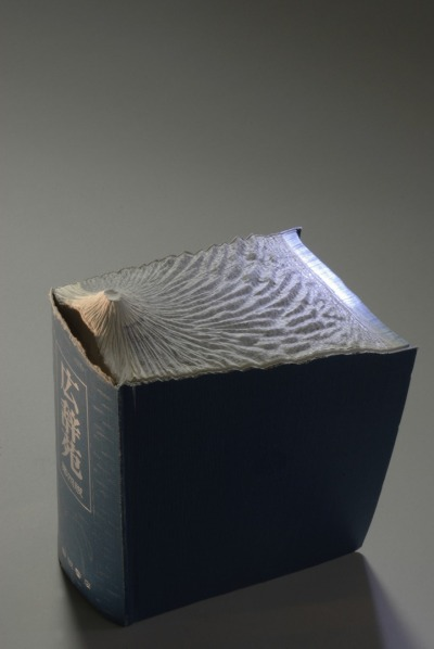 petapeta:  Extraordinary Carved Out Book Landscapes - Part 2 - My Modern Metropolis