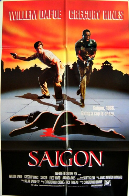 Poster for Saigon Better known as Off Limits