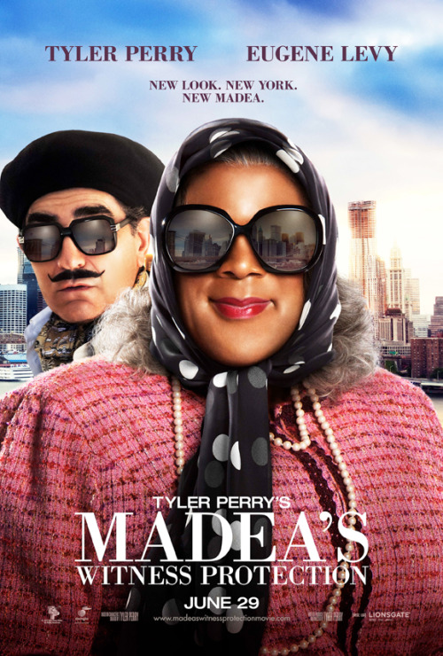 NYU students can get FREE screening passes to Tyler Perry's new movie: MADEA'S WITNESS PROTECTION Monday, June 25th, 7:30pm AMC Loew's Lincoln Square, 1998 Broadway To RSVP visit www.Gofobo.com and enter code: NYUMZUQ *Students MUST bring your student id with you to the theater to redeem the pass!