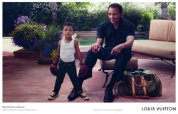Muhammad Ali new face of Louis Vuitton's Core Values campaign