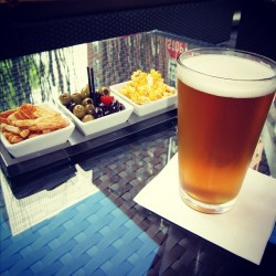 A TOAST WITH SOFITEL CHICAGO'S VERY OWN BREW, FIONA Courtesy of Instagram