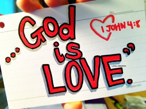 God Is Love<3