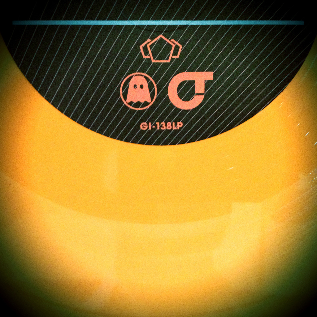 The repress of Galactic Melt by Com Truise is looking mighty tasty. Available in The Ghostly Store later this month.