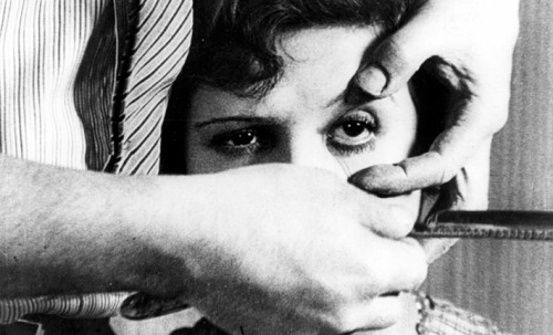 "Un Chien Andalou (dir. Luis Bunuel, 1929) 5/5 Un Chien Andalou, Luis Bunuel and Salvador Dali's surrealist short, ""was born of the encounter between my dreams and Dali's,"" said Bunuel in his autobiography, and, although it intendedly made no sense, is an outrageous and brilliant debut."