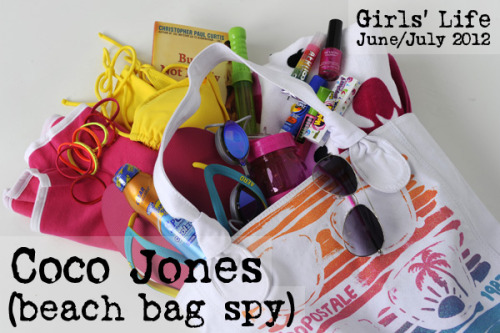 What does Let It Shine star Coco Jones stash in her beach bag? Take a peek. And be sure to catch Let It Shine when it premieres this Friday, June 15, at 8 p.m. ET/PT on Disney Channel.