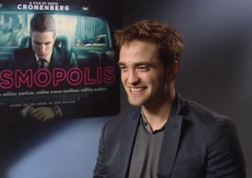 Robert Pattinson on Cronenberg and Cosmopolis: video interview Cosmopolis, the latest film from David Cronenberg, opens in cinemas this week, and features a potentially game-changing role for Robert Pattinson.It's a brave performance in a brain-bruising movie. We caught up with Pattinson to ask about working with Cronenberg, his future in franchises, and the superhero he'd most like to play…