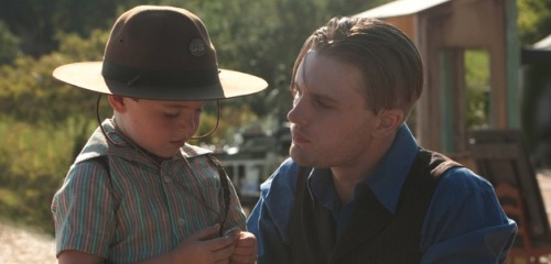 "The GQ&A: Boardwalk Empire's Michael Pitt  GQ: Wikipedia. It says, ""A casting agent, whom Pitt mistook as a police officer attempting to arrest him, noticed him and recommended him for a guest role on the television series Dawson's Creek."" Is that true? Michael Pitt: What happened was that I was doing an off-Broadway play in New York City. I didn't have an agent—I was really green—and I was told one night that there were some men outside who wanted to talk to me, and they sent me a little note, and I peeked out from backstage and saw these two suits, you know? I didn't know who they were and I didn't know what it was about, so I went out the back door. I just said, 'Uh, yeah, I'll be right there,' and then I went out the back door."