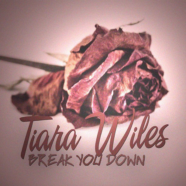 "New single from @thisistiara called ""Break You Down"" available for download at tiarawiles.com (Taken with Instagram)"