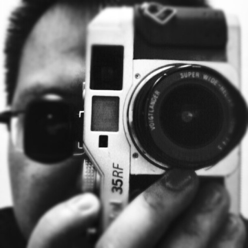 #self #rollei #monochrome #mono #blackandwhite #bwlover #analog #camera  (Taken with Instagram)