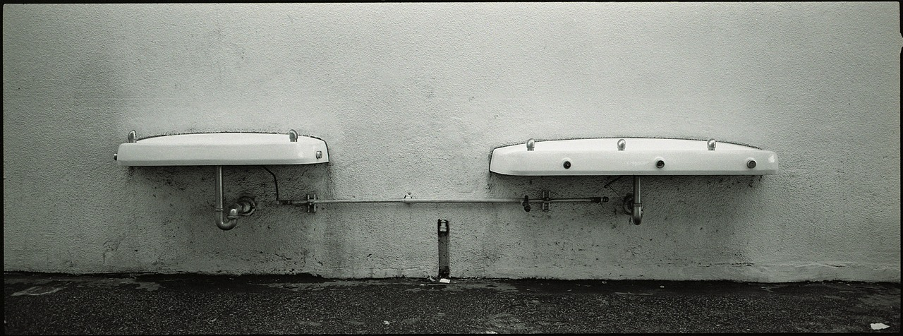 Drinking fountains, LA
