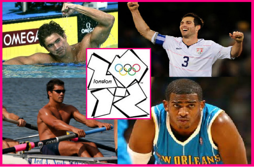 We compiled a smoking hot list of all the gorgeous American athletes competing in the 2012 Summer Olympics. You're going to love it!