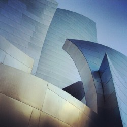#ThrowbackThursday: visit to Walt #Disney #Concert Hall, #LA  (Taken with Instagram)