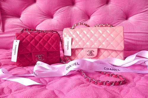 Every Little Lady Loves Pink Chanel